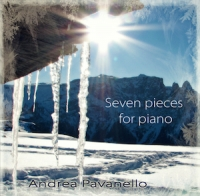 Seven pieces for piano